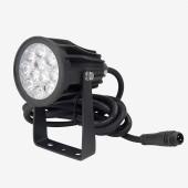 24V FUTC08 Mi.Light 6W RGB+CCT Lamp Floodlight LED Garden Light Waterproof 2.4G Remote App Voice Control