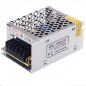 25W 5V 5A Metal Case Power Supply AC to DC Converter