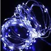 2M 20LEDs Battery LED String Copper Wire Tree LED Fairy AA Battery