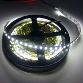 3528 Pure White Flexible Led Strip Light 5m 600 Leds Non-Waterproof