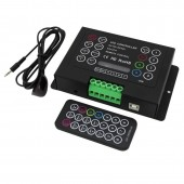 Bincolor BC-380-6A 3CH with Wireless remote Led RGB Controller