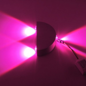 3W 270LM LED Wall Light AC 85-265V Energy Saving Sconce