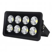 Ultra Bright LED Floodlight 400W RGB / Warm / Cold White Flood Light Outdoor Lighting