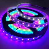 5M 12V DC WS2811 Addressable RGB 5050 Digital LED Light Strip 100ICs 300LEDs