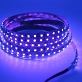 5M DC 12V 3528 SMD UV Ultraviolet 600LEDs 395-405nm LED Flexible Strip
