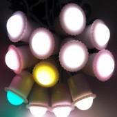 5V 16mm WS2811 SMD5050 RGB Waterproof LED Pixel Point Light