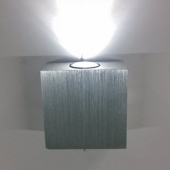 AC 85-265V Wall Mounted 1X3W LED Wall Lamp Home Decoration Light