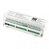 BC-640-DIN Bincolor 40CH DMX512 Decoder Driver Led Controller
