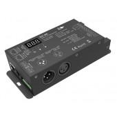 D3-XE Skydance Led Controller 3CH*10A 12-36VDC CV DMX Decode