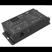D4C-XE-700mA Skydance Led Controller 4CH Constant Current DMX512 & RDM Decoder
