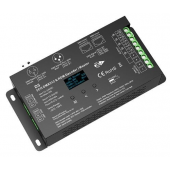 D5 Skydance Led Controller OLED 5CH*6A 12-24VDC CV DMX Decoder