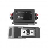 Leynew 3 Key RF Wireless 12V DM103 LED Dimmer Controller