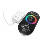Leynew Wireless Remote RF LED Controller RGB Dimmer LN-CON-TRF8B(J)-3CH-LV