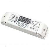 BC-834-PWM5V/BC-834-PWM10V Bincolor Led Controller 3-Digital-Display 4CH DMX512 Control