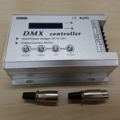 DMX301 DMX Controller For RGB LED LCD Display DMX512 Console