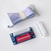 ADDR2-DIP-Z Dmx Controller Dmx-Relays Led Decoder