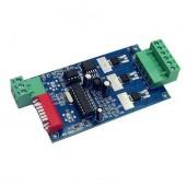 DMX-2KEY-3CH-BAN 5-24v 1 Group 2key Decoder Controller Module