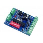 WS-DMX-6CH-BAN-V3 5-24v 6ch Easy Dmx512 led Controller Decoder