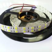 Dual Lines 5050 SMD LED Strip 5M 600 Leds Naked Lighting Tape