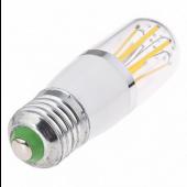 E14 E27 3W 4W 6W LED Filament Lamp AC 85-265V Candle Bulb