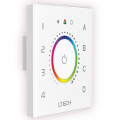 LTECH EDT3 DALI Touch Panel Led RGB Controller