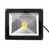 IP65 Waterproof LED Integrated Flood Light 20W 1500-1700lm AC85-265V