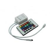 Leynew IR240 24-key Infrared Controller LED Controller