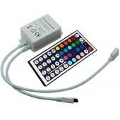 Leynew 44keys Wireless Infrared IR LED Controller IR440 IR LED Dimmer