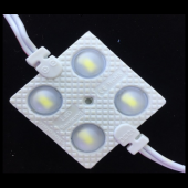 LED Module 12V High Bright With Concave Lens IP65 Waterproof Lighting 20pcs