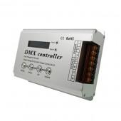 DMX300B Leynew 3CH High-Voltage LED DMX Controller with XLR3 and RJ45