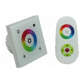 Leynew TM082E Remote Europe Standard Touch Panel LED Controller