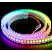 1M APA102 LED Strip 144Leds/m 5V RGB Pixel Light Addressable