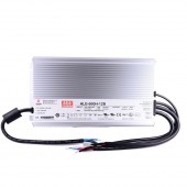MEAN WELL 600W HLG-600H LED Driver Single Output Power Supply