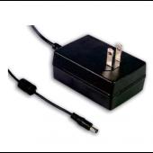 GSM18U 18W Mean Well High Reliability Medical Adaptor Power Supply