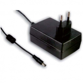 GSM25E 25W Mean Well High Reliability Medical Adaptor Power Supply