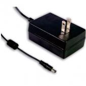 GSM25U 25W Mean Well High Reliability Medical Adaptor Power Supply