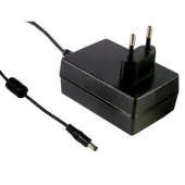 GST18E 18W Mean Well High Reliability Industrial Adaptor Power Supply
