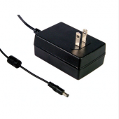 GST18U 18W Mean Well High Reliability Industrial Adaptor Power Supply
