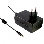 GST25E 25W Mean Well High Reliability Industrial Adaptor Power Supply