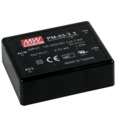 PM-05 5W Mean Well Output Switching Power Supply