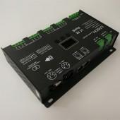 Ltech LT-912-OLED Led Dmx Decoder Controller DC 12-24V 12CH