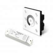 Bincolor Led P1X+R4-2.4G Wireless Single-Zone CV Dim Panel DMX512 Controller