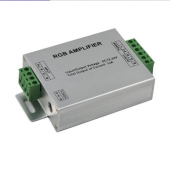 RGB LED Amplifier Aluminum Case DC12-24V for RGB Led Strip