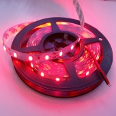 SMD 5630 Red Non-Waterproof Flex LED Strip Light 5m 300Leds