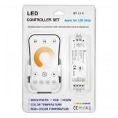 V2 + R7-1 Skydance Led Controller 5A*2CH Color Temperature LED Controller Set