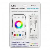 V5-M + R17 Skydance Led Controller 3A*5CH RGB+Color Temperature LED Controller Set
