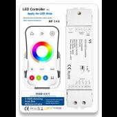 V5 + R17 Skydance Led Controller 5A*5CH RGB+Color Temperature LED Controller Set